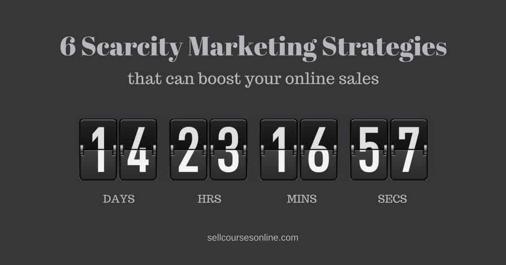 Scarcity Marketing Strategies