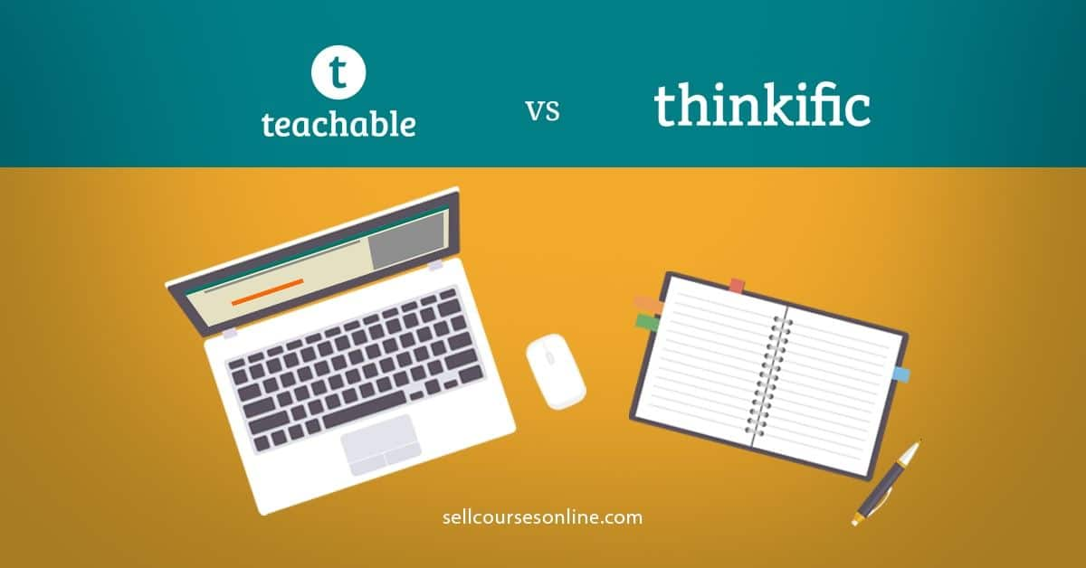 Teachable vs Thinkific Review