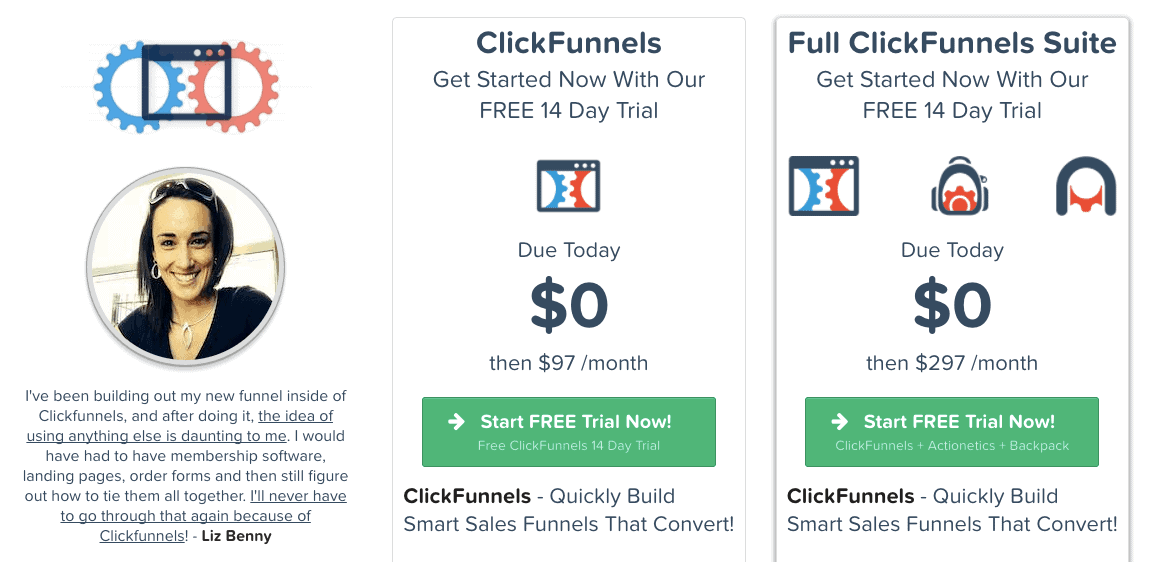clickfunnels vs leadpages review the ultimate (no fluff) guideClickfunnels Vs Infusionsoft Vs Leadpages Which Is Better 2018  345007 #14