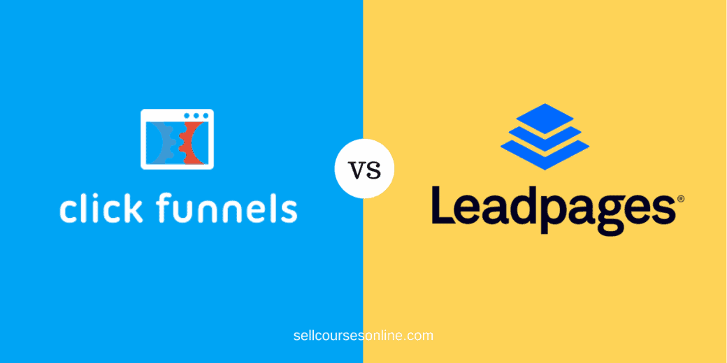 ClickFunnels vs Leadpages Review
