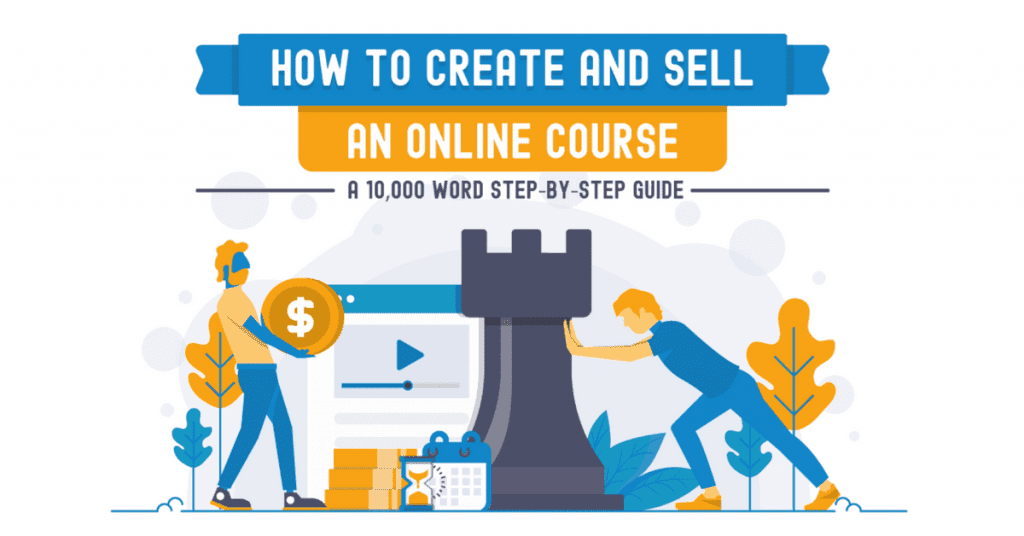 How to Create and Sell Online Courses from Your Own Website