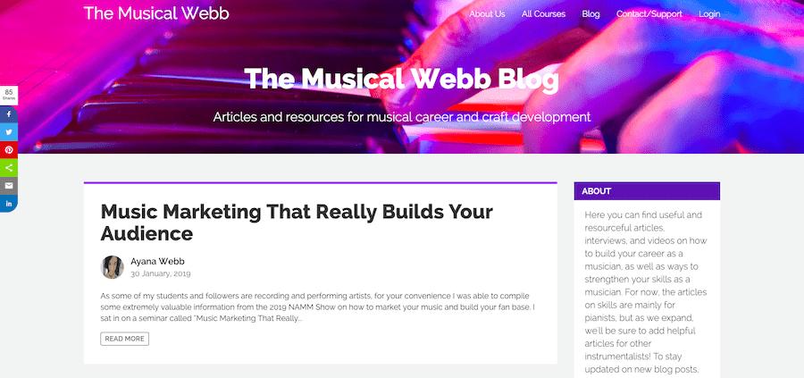 Teachable Blog