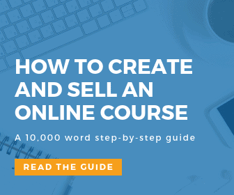 Create and Sell an Online Course
