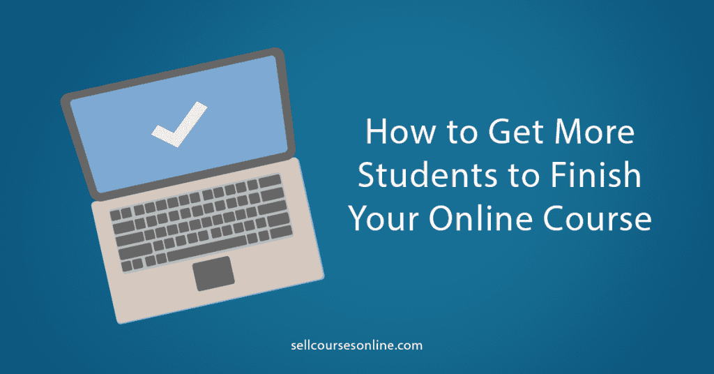 How to Improve Online Course Completion Rates