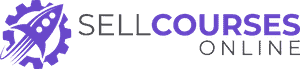 Sell Courses Online Logo