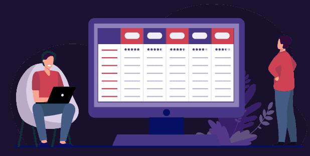 Online Course Platform Comparison Tool