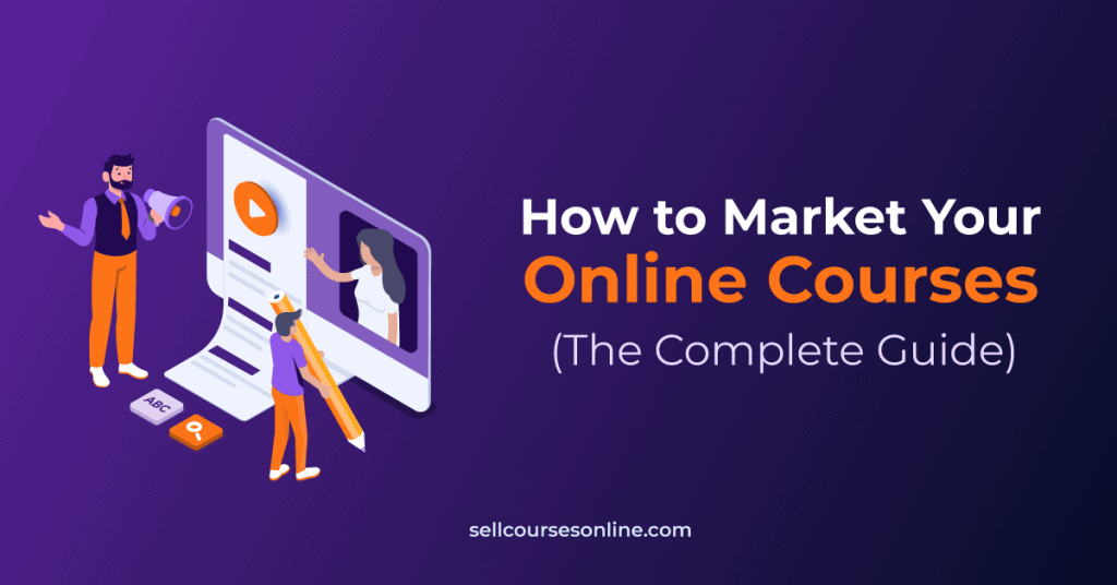 How to Market Online Courses